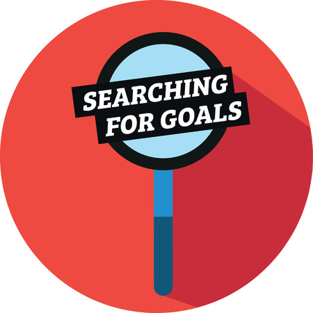 glas: Searching for goals Illustration