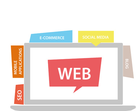 marketing online: The web