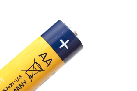 an image of aa battery Stock Photo - 8629551