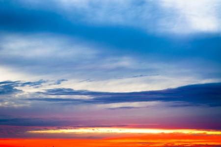 An image of amazing sunset Stock Photo - 16288243