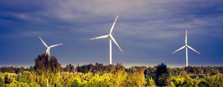 windturbine: An image of windturbine on sunny day