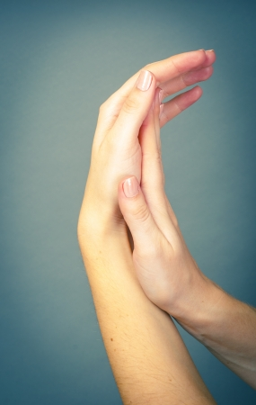 an image of female hand isolated Stock Photo - 16476895