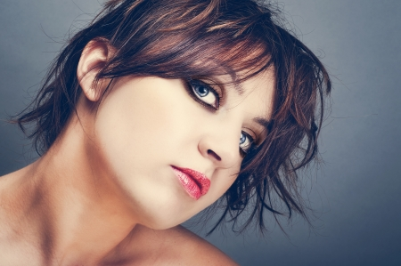 an image of beauty portrait Stock Photo - 16466958