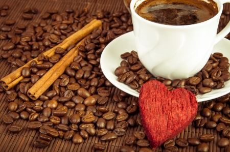 an image of cup of coffee Stock Photo - 16477196