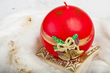 An image of christmas decoration Stock Photo - 16477060