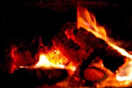 An image of fire pocket photo