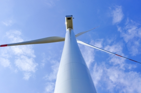 An image of wind farm Stock Photo - 16917234