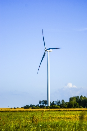 An image of wind farm photo
