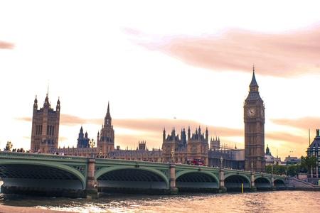 Een beeld van de historische achitecture, Verenigd Koninkrijk