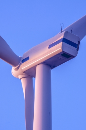 An image of windturbine generator Stock Photo - 18291534