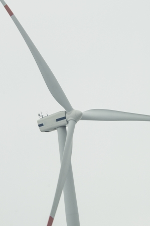 An image of windturbine generator Stock Photo - 18291300