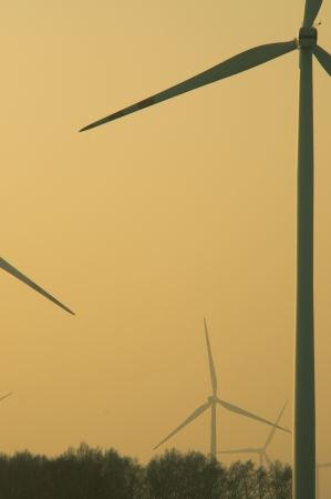 An image of windturbine generator Stock Photo - 18618605