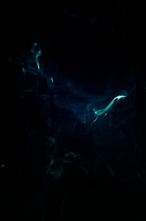 An image of smoke on black background Stock Photo - 18616036