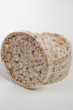 An image of rice cakes photo