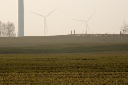 An image of windturbine generator photo