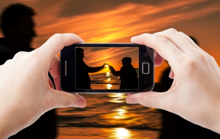 An image of mobile phone photography photo