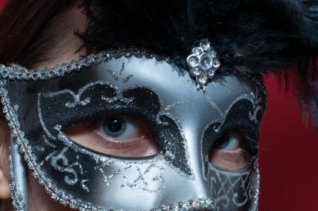 An image of Venetian mask photo