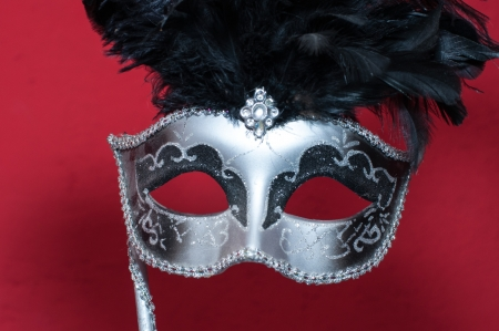 An image of Venetian mask photo