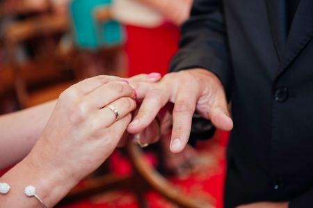 An image of wedding ceremony Stock Photo - 21389391