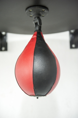 an image of boxing pear photo