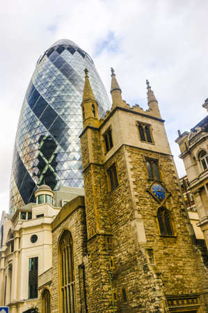 An image of historical achitecture in London UK