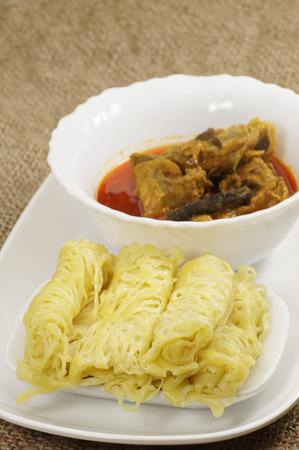 malaysian food: Roti Jala, traditional Malaysian Food