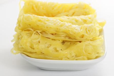 malaysian food: Roti Jala, a traditional Malaysian Food
