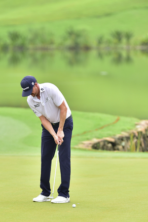 KUALA LUMPUR, MALAYSIA - October 11: Jimmy Walker of USA pictured during 1st round of CIMB CLASSIC 2018 at TPC KUALA LUMPUR, KUALA LUMPUR, MALAYSIA on October 11, 2018. Publikacyjne