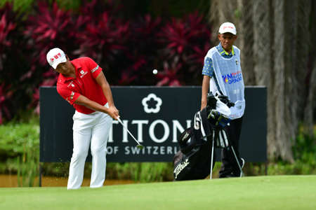 SHAH ALAM, MARCH 5 : Taewoo Kim of Korea, pictured during round 1 of the Bandar Malaysia Open 2020 at Kota Permai Golf & Country Club, Shah Alam, Selangor, Malaysia, on March 5, 2020.