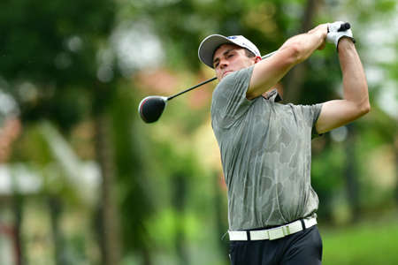 SHAH ALAM, MARCH 5 : Will Heffernan of Australia, pictured during round 1 of the Bandar Malaysia Open 2020 at Kota Permai Golf & Country Club, Shah Alam, Selangor, Malaysia, on March 5, 2020. Éditoriale