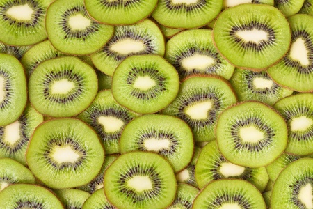 organics: Healthy natural food, background. Kiwi. More background of fruits and vegetables in my portfolio.