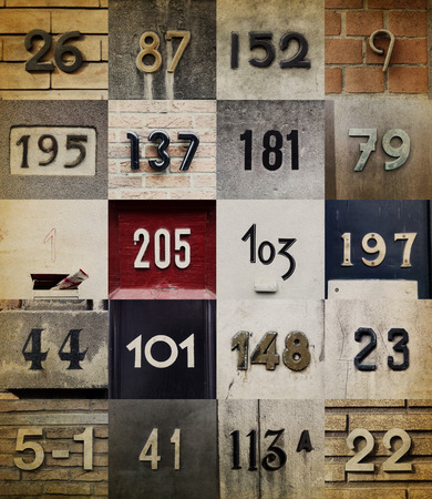 assigning: Collection of House numbers