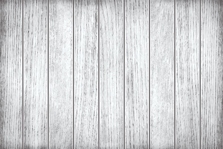 wood floor: White, grey wooden texture, old painted planks