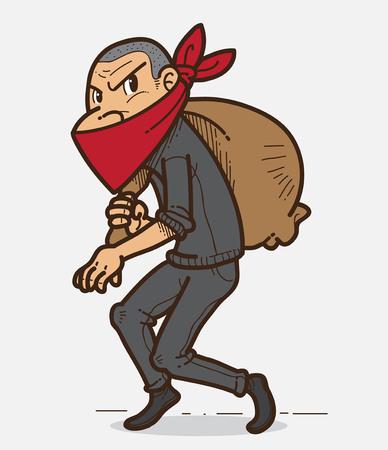 sneak: Burglar