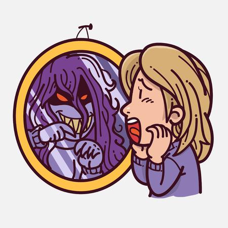 mirror: Evil Mirror