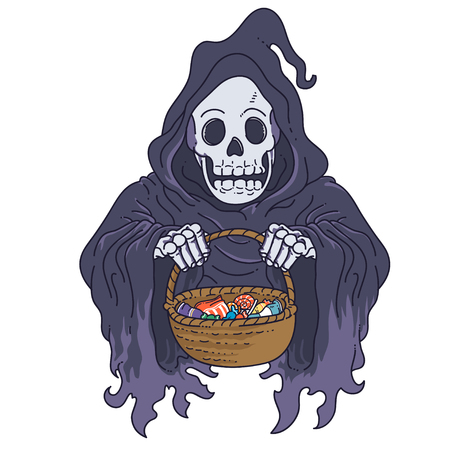 treat: Reaper Trick or treat