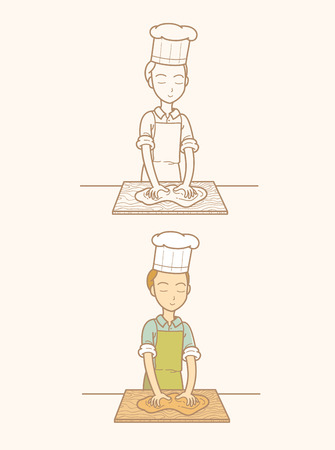 Baker man
