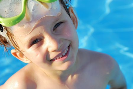 swimmer Banque d'images