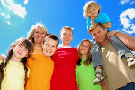 Family Фото со стока