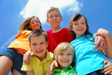 happy kids Фото со стока - 1591949