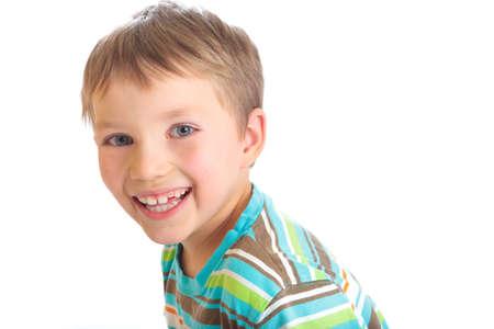 happy boy Stock Photo - 4615401