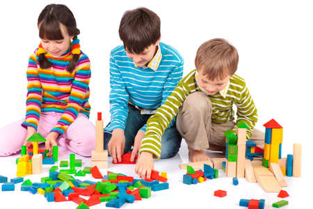 kiddies: Children Playing