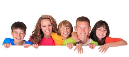 Happy children Stock Photo - 17346980