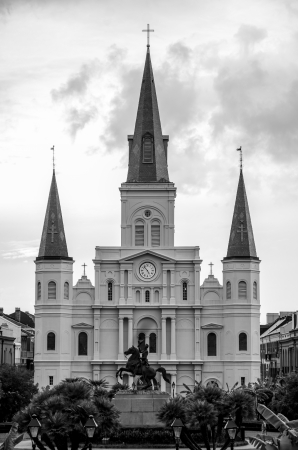 louis: St. Louis Cathedral, New Orleans, United states