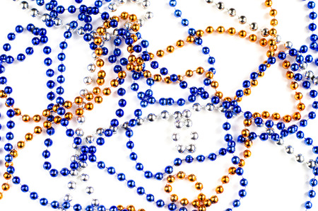 a beads: colorful beads background