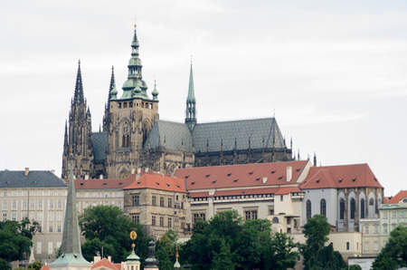 vitus: Prague castle, St. Vitus Cathedral
