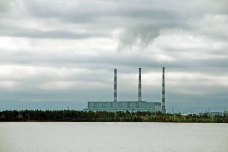 powerstation: Work power-station on passing gas