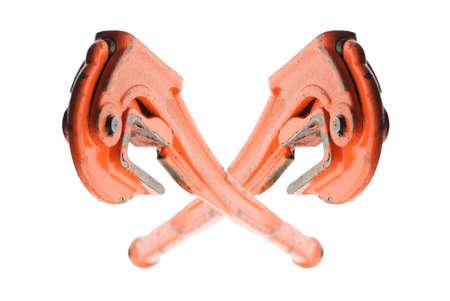 Shock key in a petroleum industry photo