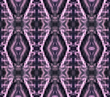 dusky: abstract pattern - violet - seamless