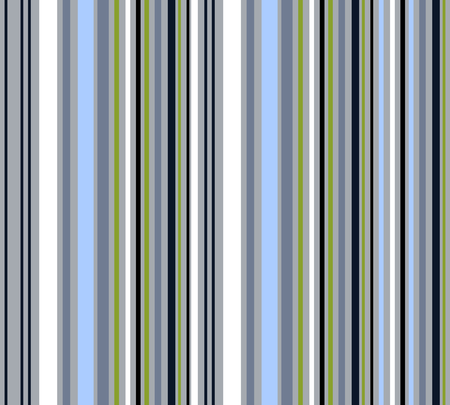banding: Bright vertical striped pattern-seamless in white, blue, grey, green, black